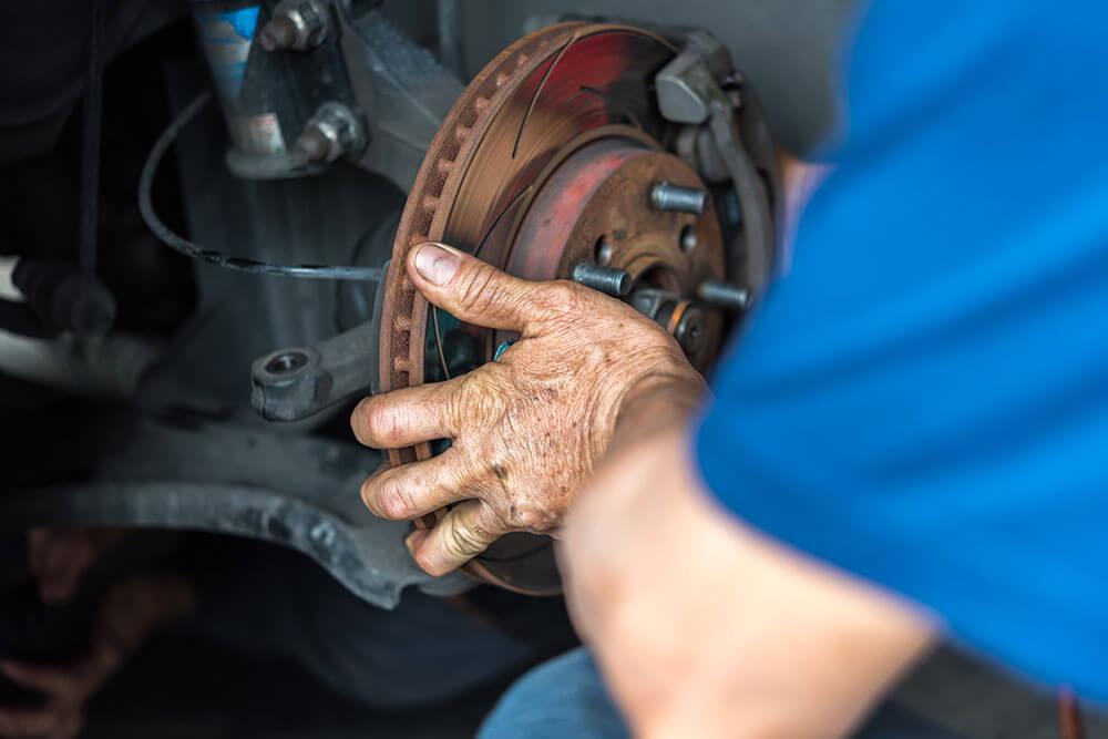 Why Brakes Need Repair